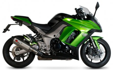 Kawasaki Z1000 SX 10 13 Scorpion Serket Exhausts