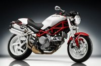 Ducati Older Monster Rizoma Parts
