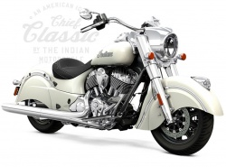 Indian Chief Classic Parts