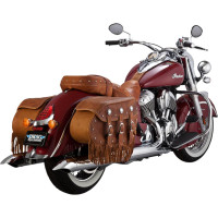 Indian Chief Vintage Exhausts & Performance