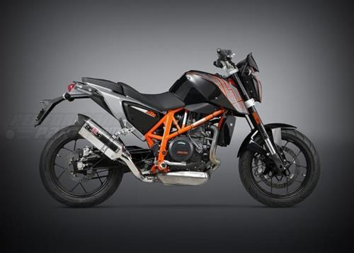 KTM 690 Duke & Duke R 12-14 Yoshimura R77 Signature Series Slip-On