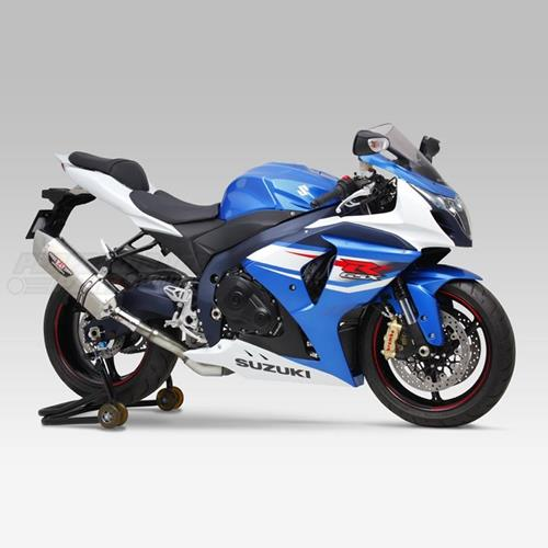 Suzuki GSX-R 1000 12-15 Yoshimura Hepta Force Slip-On