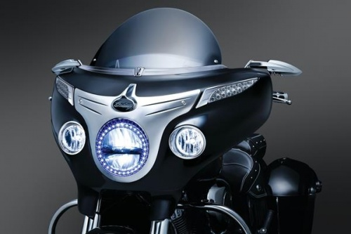 K�ryakyn 7'' Phase 7 LED Headlight - DOT Compliant
