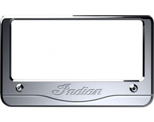 Indian Licence Plate Frame