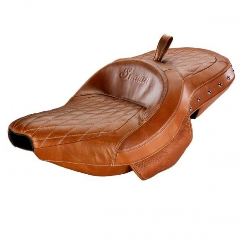 Indian Genuine Leather Extended Reach Seat