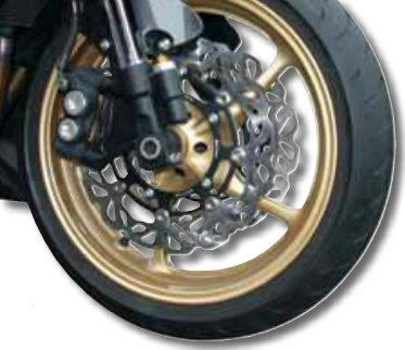 BMW R850 94-01 Armstrong Front Wave Disc