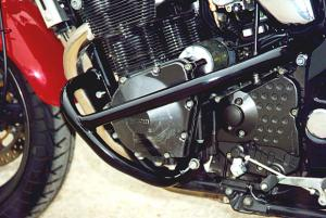 Suzuki GSF600 Bandit  & GSX750 W-K Renntec Engine Crash Bars