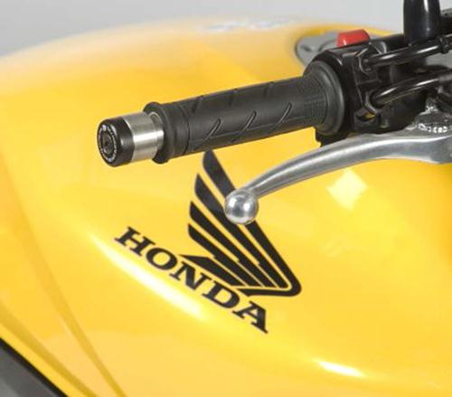 Bar End Sliders for Hondas