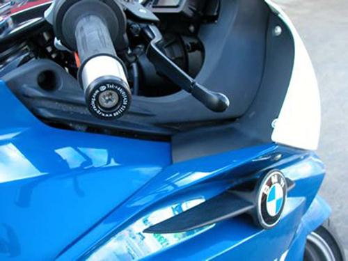 Bar End Sliders - BMW K1200 R / S & K1300 R '09- / F700GS '13-