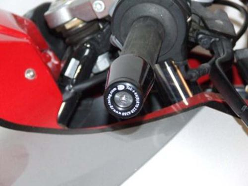 Bar End Sliders, BMW F800S / F800ST / R1200S