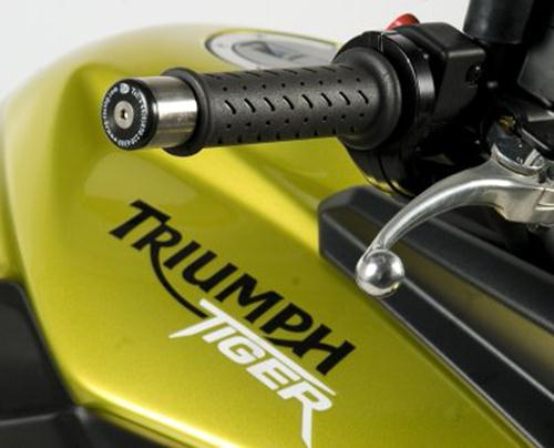 Bar End Sliders, Triumph Tiger 800 (not XC version)