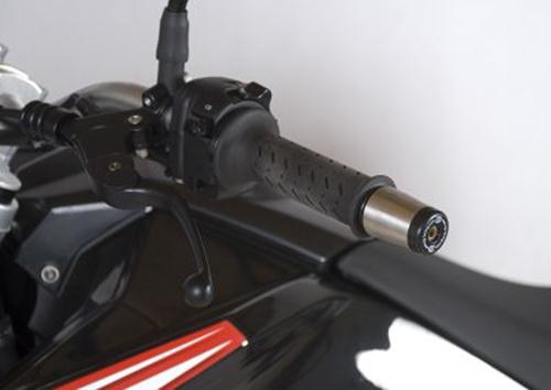 Bar End Sliders, Husqvarna TR650 Strada