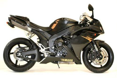 Aero Crash Protectors (lowers), Yamaha YZF-R1 '07-'14