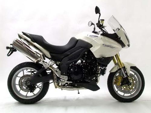 Aero Crash Protectors, Triumph Tiger 1050 '07- (NOT SPORT MODEL)