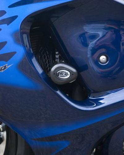 Aero no-cut Frame Sliders, Suzuki Hayabusa '08-