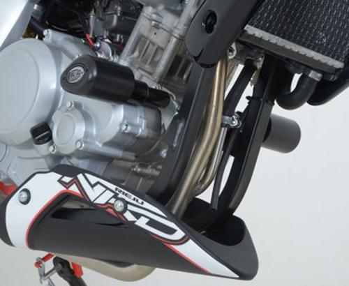 Aero Crash Protectors, Rieju RS3 125 naked