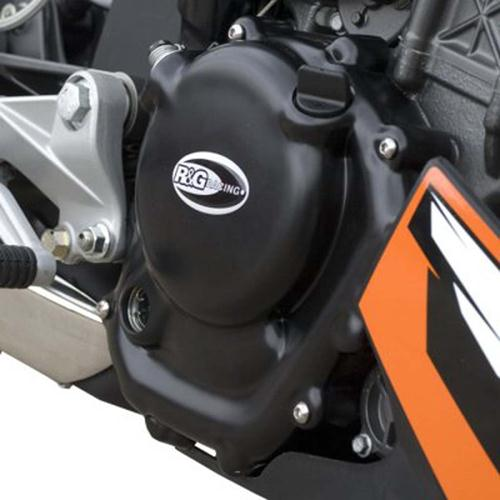 KTM 125/200 Duke, RC125/200 RHS engine case cover (cannot use old stock for RC125/200)