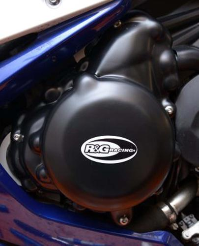 Triumph 675 Daytona '13-, Street Triple '14- LHS crankcase cover  (NOT for RX model)