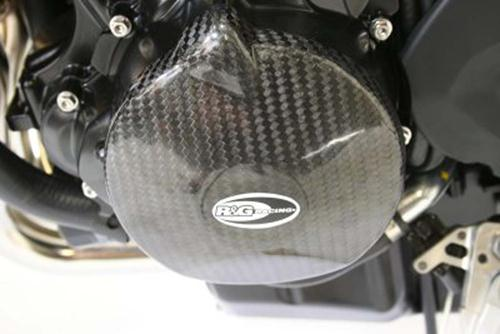 Carbon Engine Case Slider LHS Only - Triumph Street Triple '07-'11/ Daytona 675 up to 2011