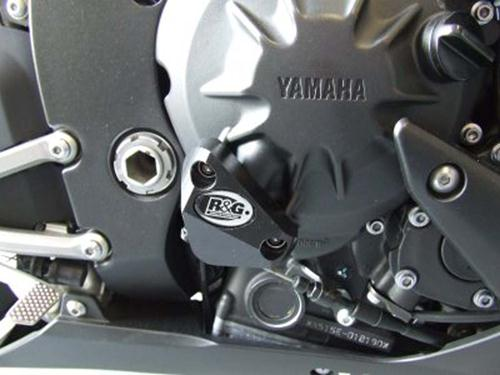 Engine Case Slider RHS, Yamaha R1 '07-'14  (see also ECS0071BK)