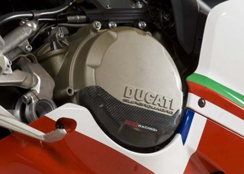 Carbon Engine Case Cover RHS Only - Ducati 899/1199/1299 Panigale