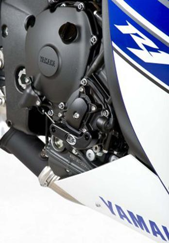 Engine Case Slider RHS only - Yamaha YZF-R1 '09-'14 (long slider type)