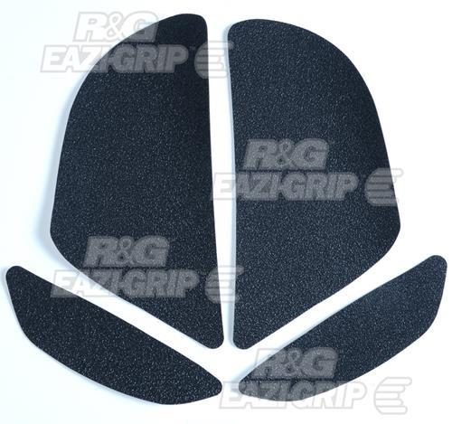 KTM 1190 Adventure Traction Pads  2013-2014 :Black  4-Grip Kit