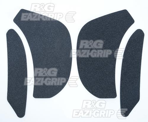 Yamaha FZ1 / Fazer 1000 Traction Pads  2006-2014:Black  4-Grip Kit