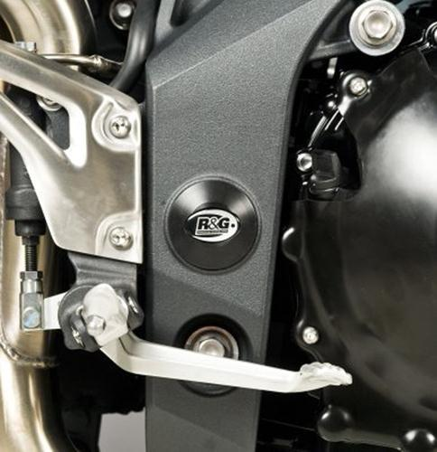 Frame Plug, LHS or RHS Triumph Speed Triple '11- / Tiger 1050 '07- (inc. Sport model)