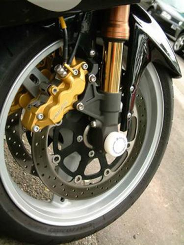 Fork protectors, GSXR up to K1