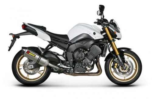 Yamaha FZ8 10-14 Akrapovic Hexagonal Exhaust