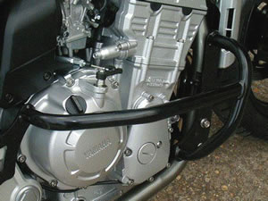 Yamaha FZS1000 Fazer Black Renntec Engine Crash Bars