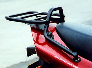 Suzuki GSF600 Bandit / GSF1200 Bandit (with original grab rails) Renntec Sport / Carrier Rack