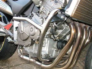Honda CB600 Hornet (up to 2006) & CBF600  Renntec Engine Bars