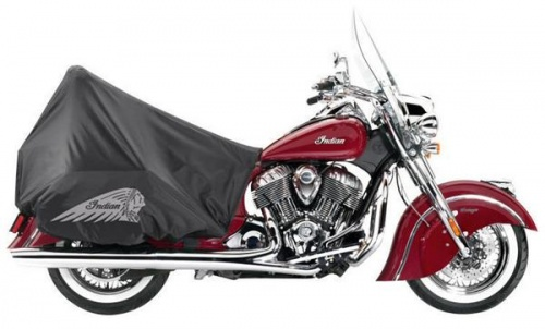 Indian Chief 14-15 Half Cover - Large