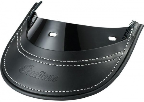 Indian Heritage Leather Rear Mud Flap