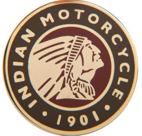 Indian Circle Icon Pin Badge