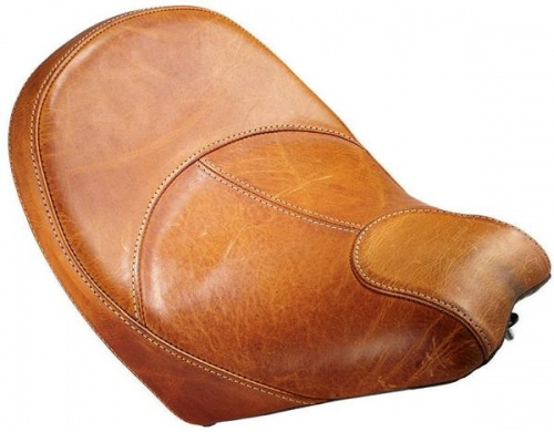 Indian Scout Heritage Leather Extended Reach Seat