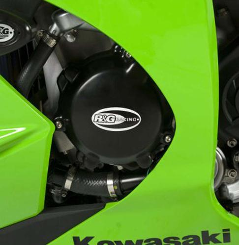 KAWASAKI ZX10 '11- Engine Case Covers, trio