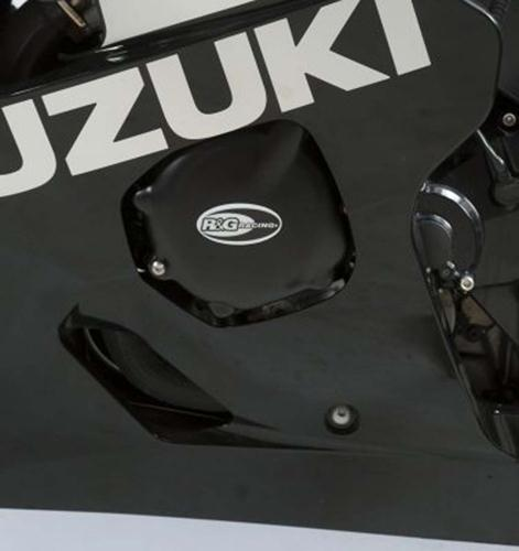 Suzuki GSXR600/750 K4-K5, Engine Case Covers, pair