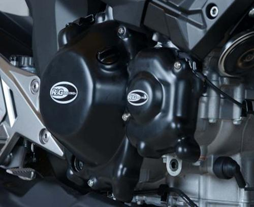 Kawasaki Z800 Engine Case Covers, trio