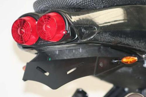 Licence Plate Holder, Aprilia RSV Mille '01-'03 / Tuono up to '05
