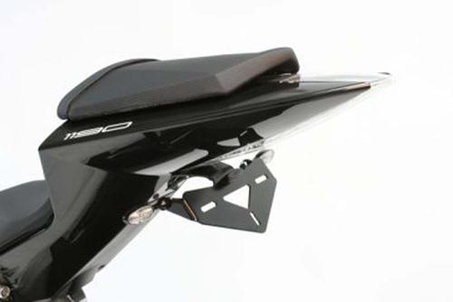 Licence Plate Holder (with Micro indicators), KTM RC8 '08-