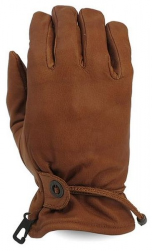 Motorcycle Leather Cruiser Gloves