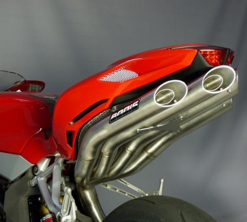 MV Agusta F4R / F4RR 2010+ Bodis Quattro FSR Racing Exhausts