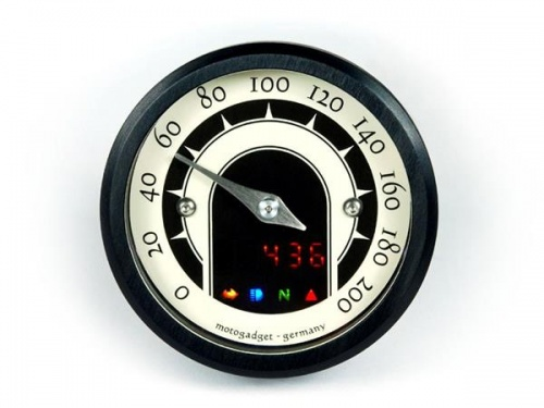 Motoscope Tiny Speedster Speedo