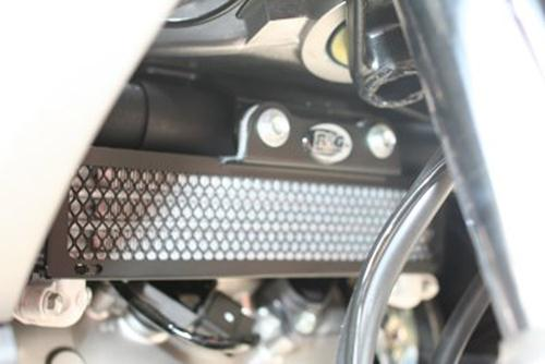 Oil Cooler Guard, Honda Crossrunner