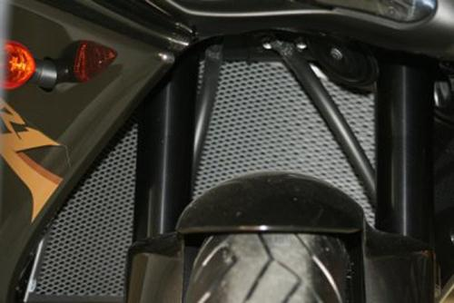 Radiator Guard - BLACK - Yamaha R6 ('06-'12) & R1 (07-08)