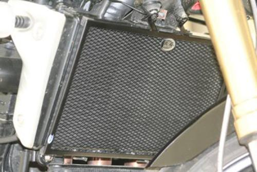 Radiator Guard BLACK - Yamaha YZF-R1 '04-'06