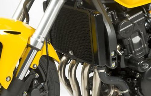 Radiator Guard BLACK - Honda CB600 Hornet '11
